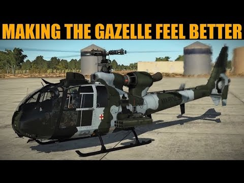 Sa342 Gazzelle: How To Make It