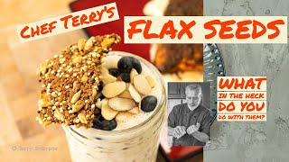How to Cook with Flax seeds! 3…