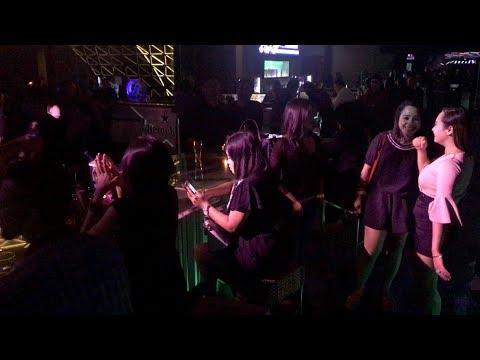 X2 Night Club in Jakarta