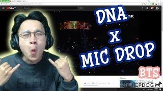 (Reaction) Cảm xúc khi xem BTS - DNA & MIC Drop ( Steve Aoki Remix) MAMA 2017 | Ô Kìa Hiệp