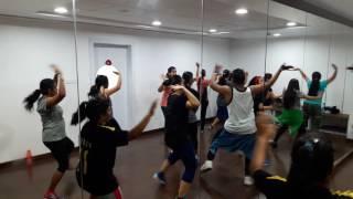 A fliyng jatt title song | Zumba®fitness | Sagar Rajguru