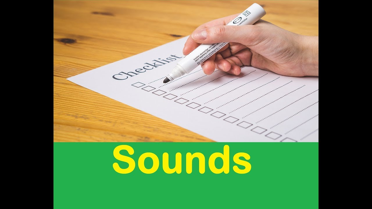 Write on Paper with Marker Sound Effects All Sounds