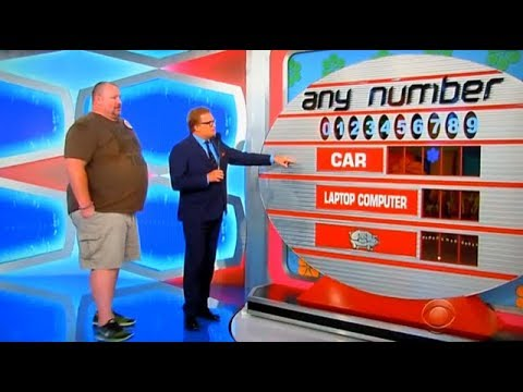 The Price is Right - Any Number - 10/6/2017