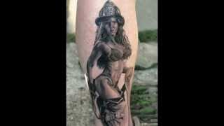 Pin-Up Tattoos