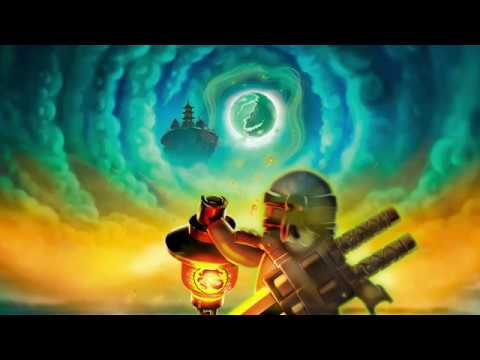 """LEGO NINJAGO """"The Rift Whip"""" (Weekend Whip Reworked) The Fold — High Quality Audio"""