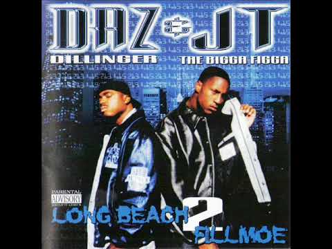 Daz Dillinger & JT The Bigga Figga - Long Beach 2 Fillmoe [full lp] 2001