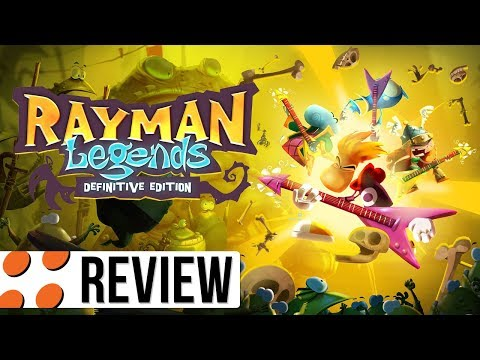 Rayman Legends Definitive Edition Video Review