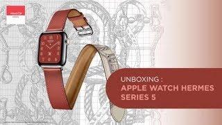 Gambar cover [REVIEW] TERBARU 2019-SUPER MEWAH! Unboxing Apple Watch Hermès