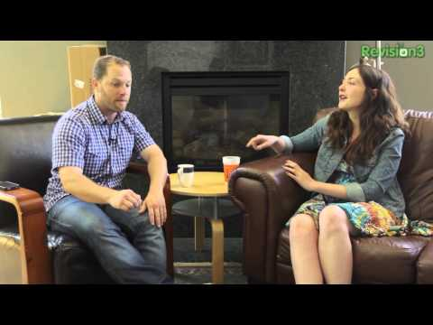 An Interview with Techcrunch's Alexia Tsotsis - YouTube