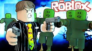 ZOMBIE ATTACK EN ROBLOX?!