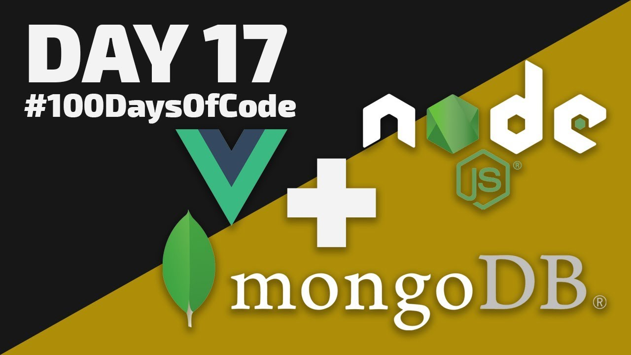 Integrating MongoDB with a VueJS & NodeJS CHAT APP