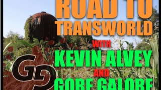 The Road To Transworld | Gore Galore 2015 Part 1
