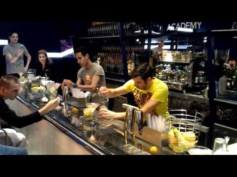 Bols bartending academy, speed round