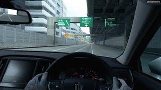 Gran Turismo Sport VR - Toyota Crown Athlete G '13 Gameplay