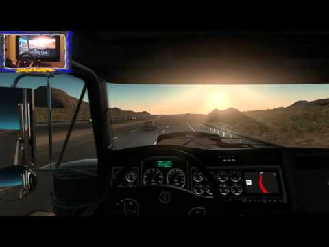 American Truck Simulator 2.0 #26 | De New Mexico Albuquerque A  Colorado Denver JMGAmer