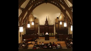 First Unitarian Society of Milwaukee Sunday 11:00 a.m. Service