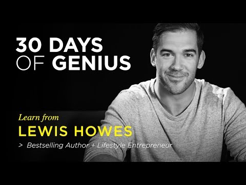 Lewis Howes on CreativeLive | Chase Jarvis LIVE | ChaseJarvis