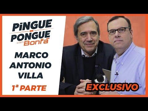 Inédito! Será que Bolsonaro pediu a demissão do Marco Antonio Villa da Radio Jovem Pan? 1ª Parte