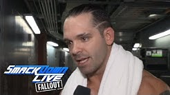 Does Dillinger belong in US Title Match at WWE Hell in a Cell?: SmackDown LIVE Fallout, Oct. 3, 2017