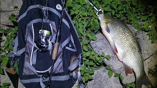 Рыбалка на спиннинг Красивые места на реке