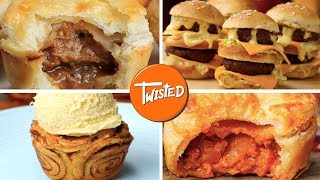 Muffin Tin Pies 6 Ways | Party Appetizers | Sweet Treats | Twisted