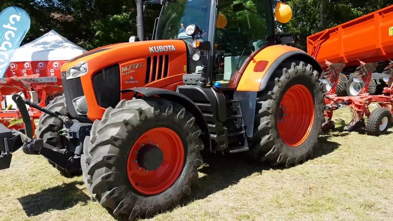 kubota traktor tractor 2017 youtube. Black Bedroom Furniture Sets. Home Design Ideas