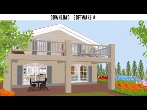 top house interior design 2016 software youtube