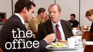 Michael's Lunch With Toby - The Office US