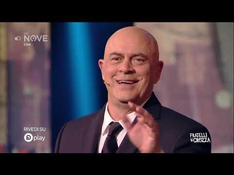 Maurizio Crozza e il monologo su politica e sanità italiana