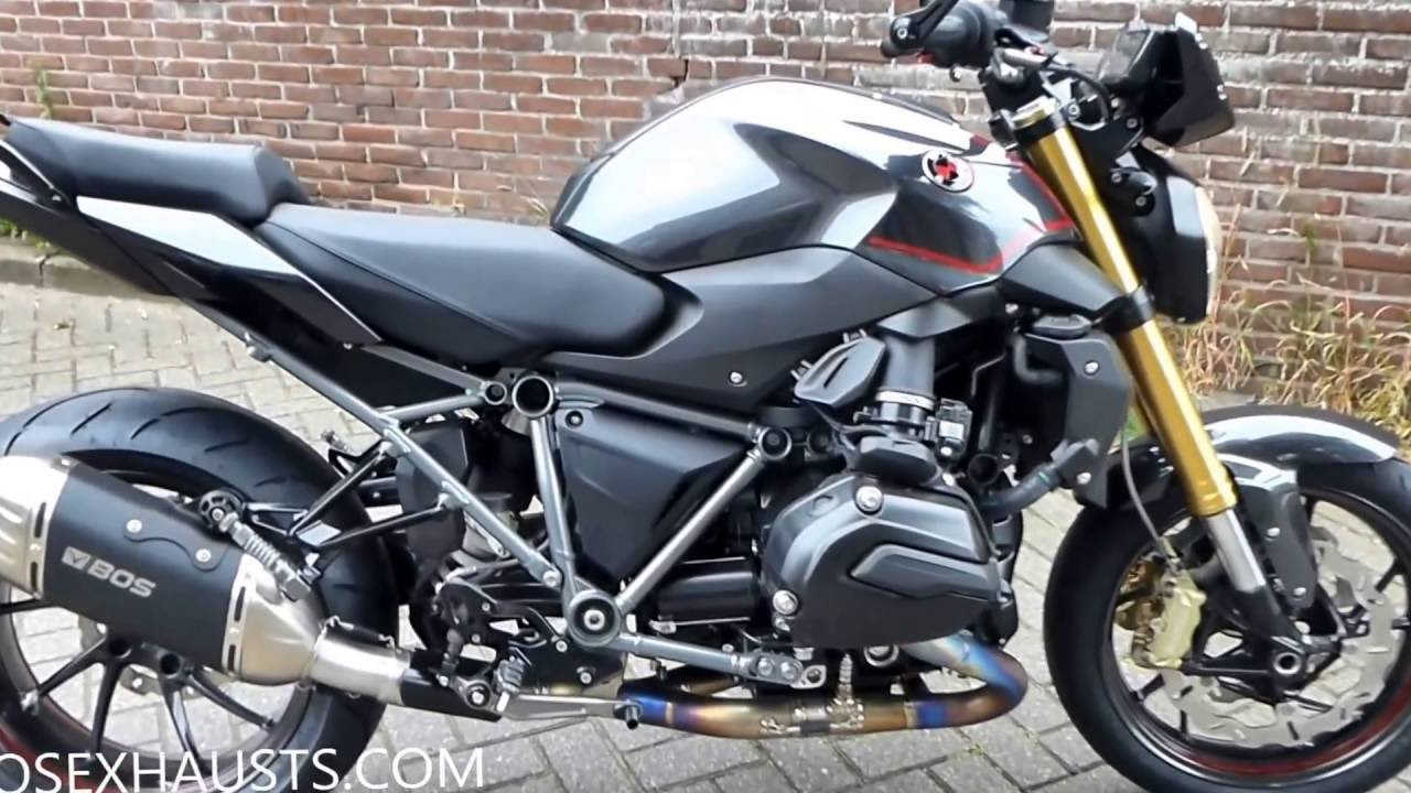 van harten performance bmw r 1200 r special bos exhaust. Black Bedroom Furniture Sets. Home Design Ideas