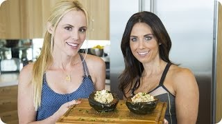 Healthy Lunch Recipe: Acorn Squash Stuffed With Quinoa | Autumn Fitness