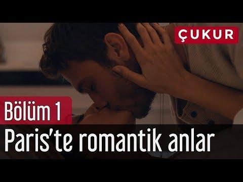 Çukur 1. Bölüm - Paris'te Romantik Anlar
