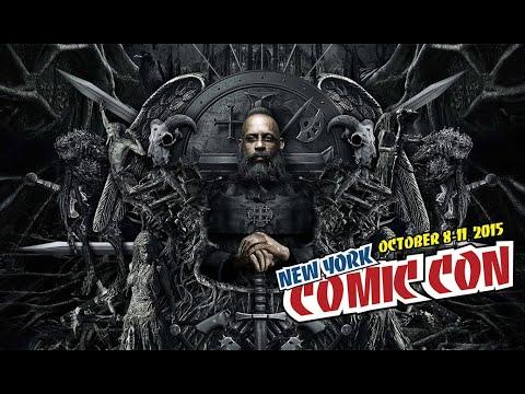 Vin Diesel - The Last Witch Hunter Panel NYCC Rose Leslie, Elijah Wood