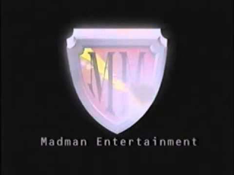 Madman entertainment vhs logo