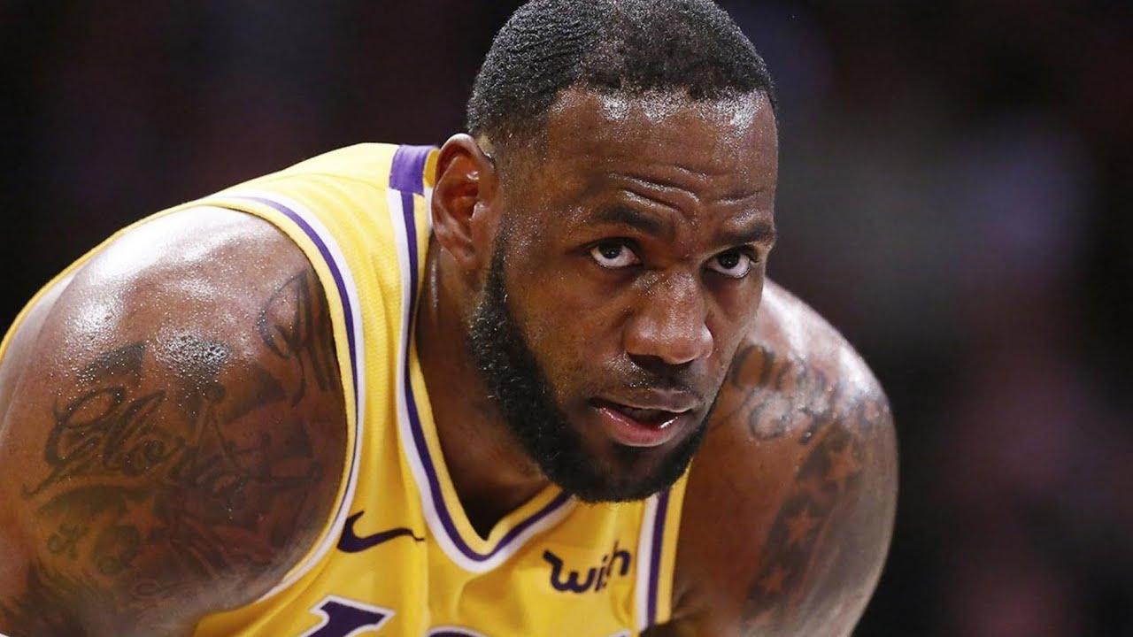 406400718061 Lebron James Will Not Play vs Detroit Pistons At LAC Tonight ...