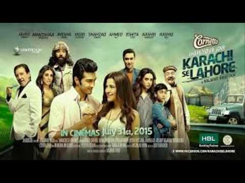 (10 Mistakes Karachi se Lahore) Pakistani Movie