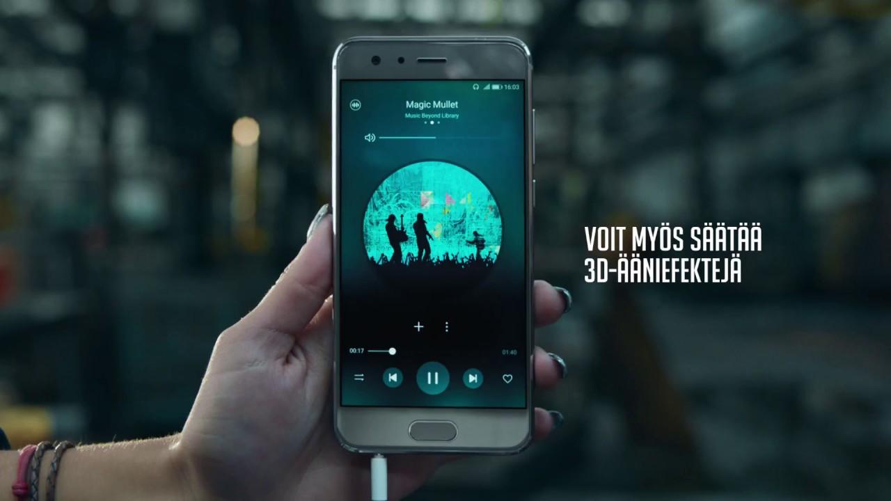 Explore EMUI] Huawei Histen 3D Audio