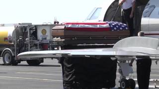 RAW: Remains of fallen soldiers return to South Carolina