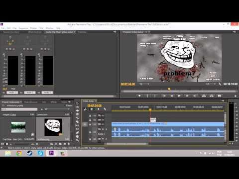 Video Aula 01 - Adobe Premiere Pro CC - Para iniciantes Parte #1