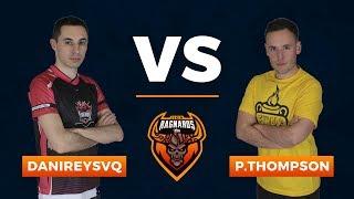 Liga Ragnaros T7 - DaniReySVQ vs PelucaThompson - CUARTOS DE FINAL