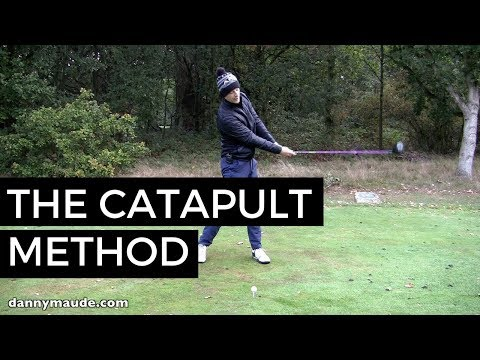EFFORTLESS GOLF SWING - THE CATAPULT METHOD