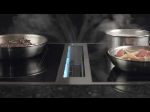 Jenn-Air Induction Downdraft Cooktop At Don's Appliances
