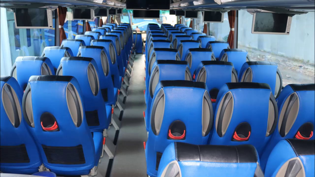 One Bus Pariwisata - Jakarta - YouTube