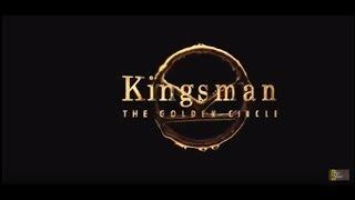 Kingsman The Golden Circle Trailer | September 2017 | Matthew Vaughn