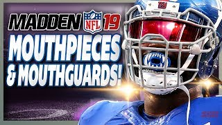 Madden 19 Mouthpieces & Mouthguards  - What WILL or WON