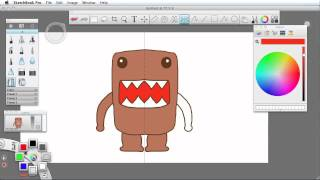Sketchbook Pro - How To Draw Domo