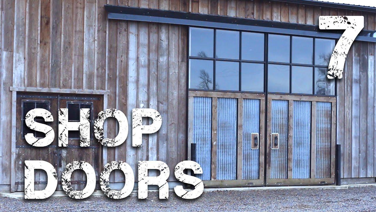 Shop Doors pt. 7