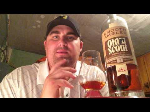 Brown Liquor Reviews  17  Smooth Ambler Old Scout 7 year old  495% Abv 99 proof