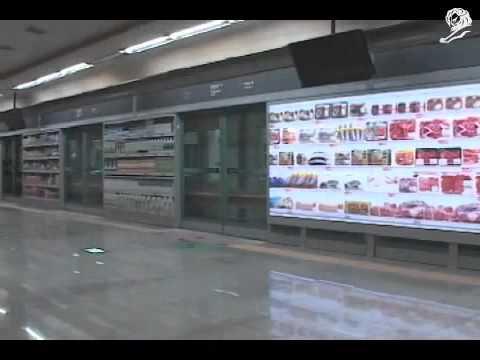 Tesco: Homeplus Subway Virtual Store - Cannes Lions