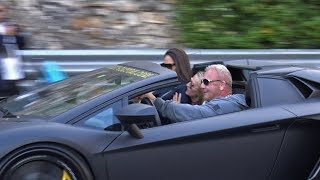 PICKING UP 2 GIRLS IN A LAMBORGHINI AVENTADOR!